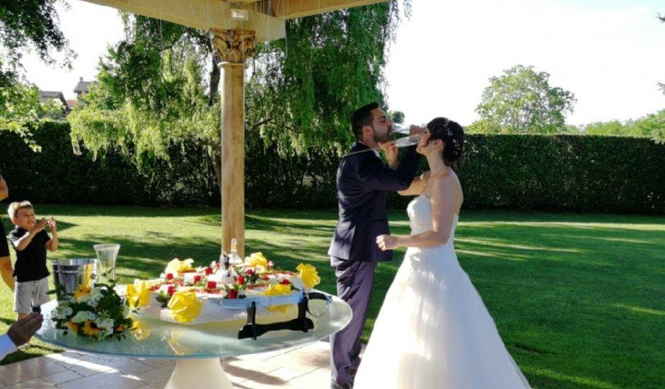 Il matrimonio di Denis e Sara a Fontaneto d'Agogna, Novara