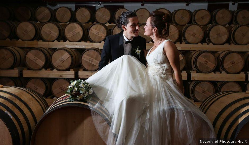 Il matrimonio di Luca e Simonetta a Marostica, Vicenza