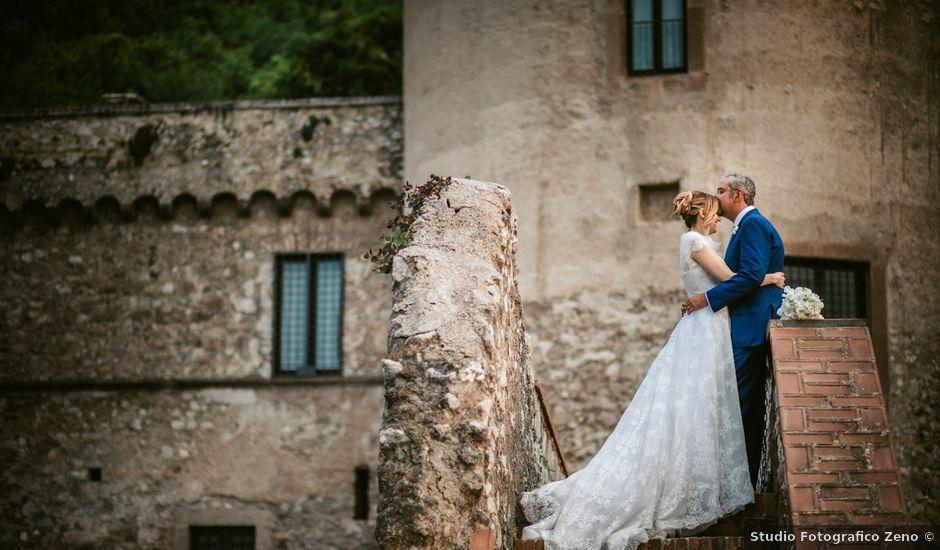 Il matrimonio di Antonio e Rossella a Castellammare di Stabia, Napoli