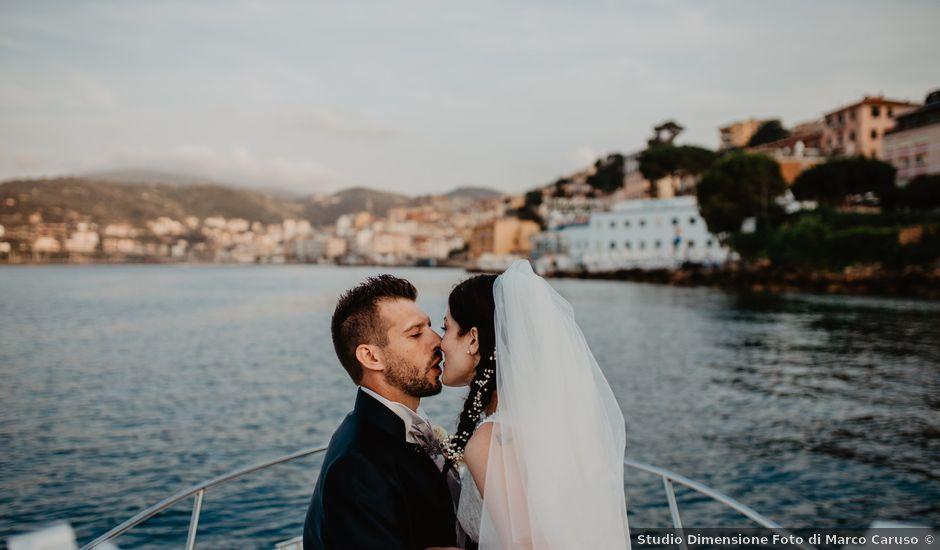 Il matrimonio di Michail e Roberta a Porto Santo Stefano, Grosseto