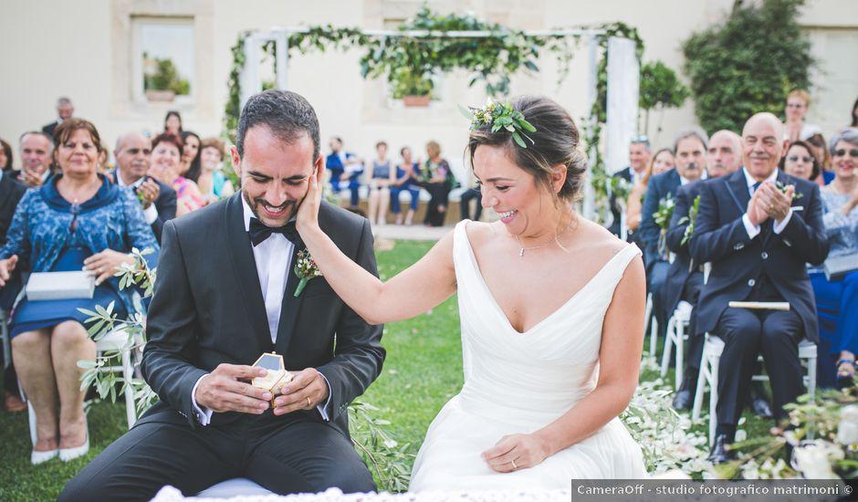 Il matrimonio di Davide e Katya a Vizzini, Catania