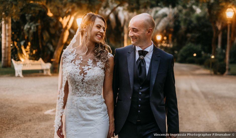 Il matrimonio di Gaspare e Maria a Agira, Enna