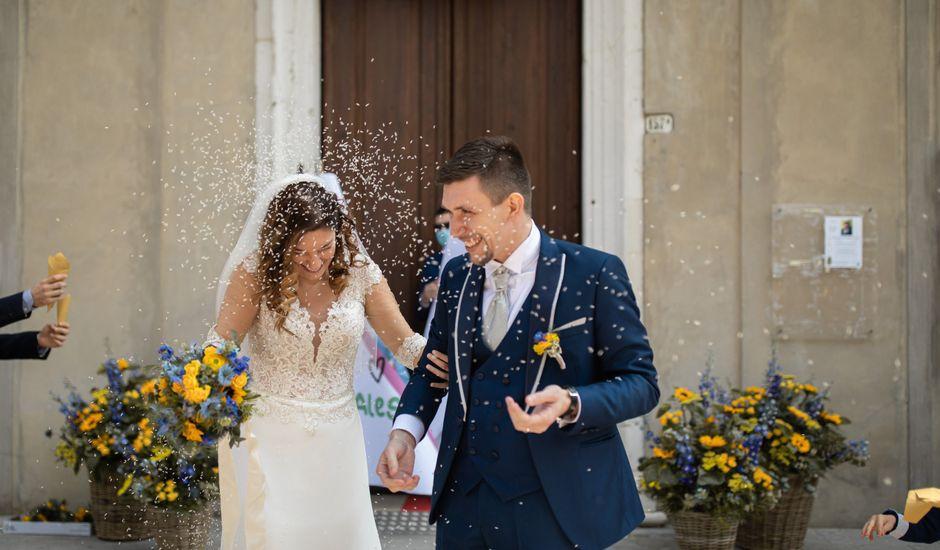 Il matrimonio di Alessio  e Sciada a Casale sul Sile, Treviso