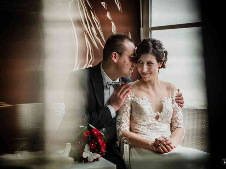Le nozze di Raffaella e Vincenzo
