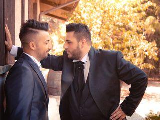 Le nozze di Giandiego  e Michele
