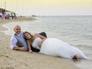 Le nozze di Gina e Daniel