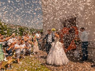 Le nozze di Adele e Luca