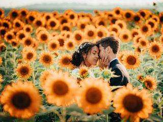 Le nozze di Sabina e Francesco