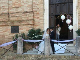 le nozze di Anna Maria e Matteo 1