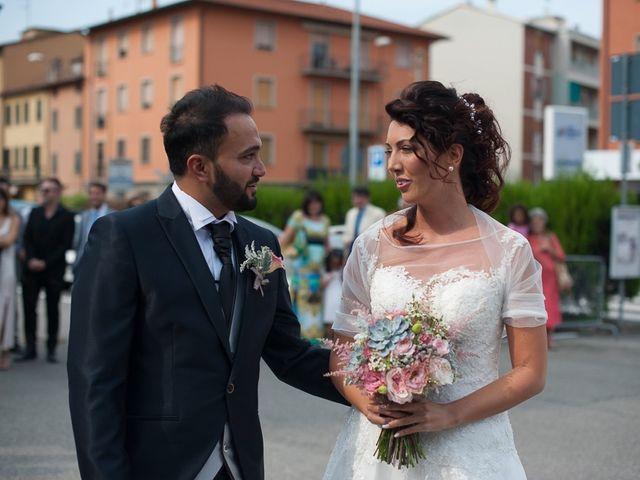 Il matrimonio di Giulia e Nicola a Casola Valsenio, Ravenna 14
