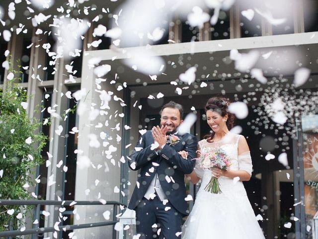 le nozze di Nicola e Giulia