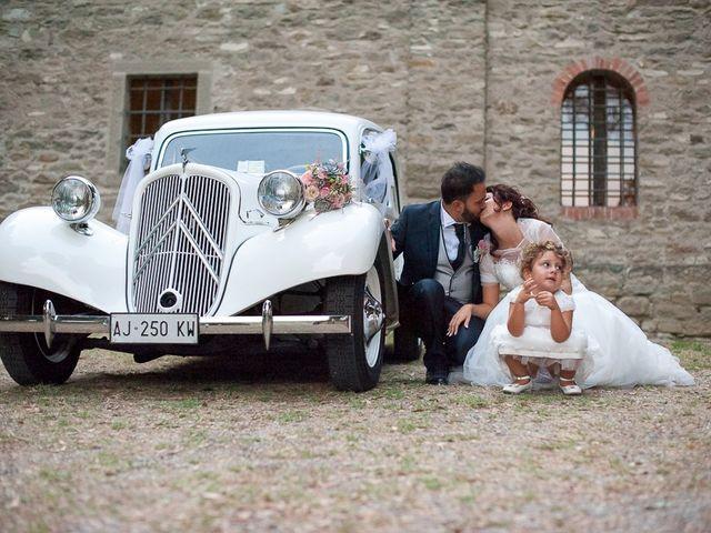 Il matrimonio di Giulia e Nicola a Casola Valsenio, Ravenna 21