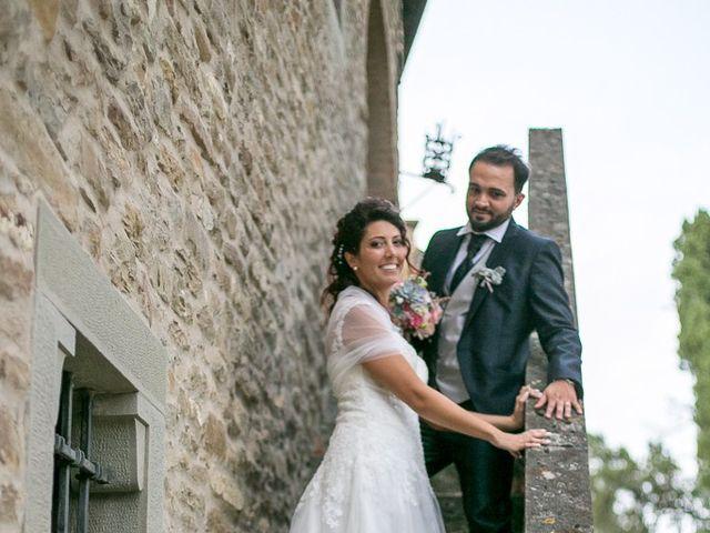 Il matrimonio di Giulia e Nicola a Casola Valsenio, Ravenna 23