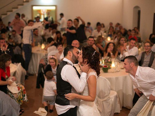 Il matrimonio di Giulia e Nicola a Casola Valsenio, Ravenna 34