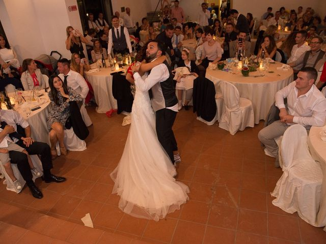 Il matrimonio di Giulia e Nicola a Casola Valsenio, Ravenna 35