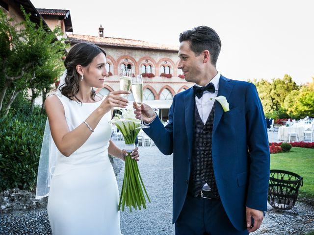 Il matrimonio di Federico e Marina a Arcene, Bergamo 4