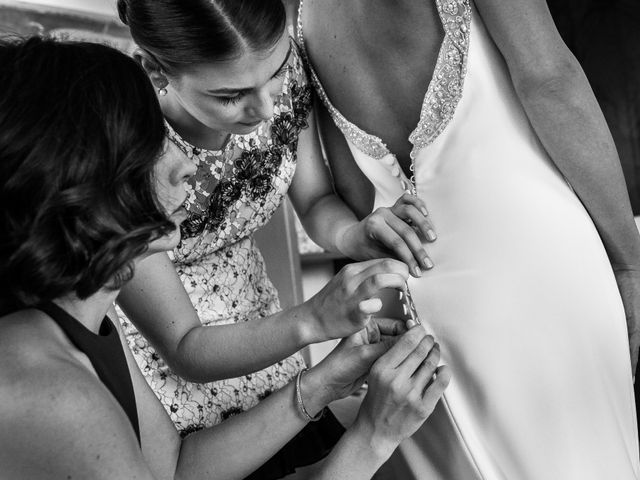 Il matrimonio di Federico e Marina a Arcene, Bergamo 16