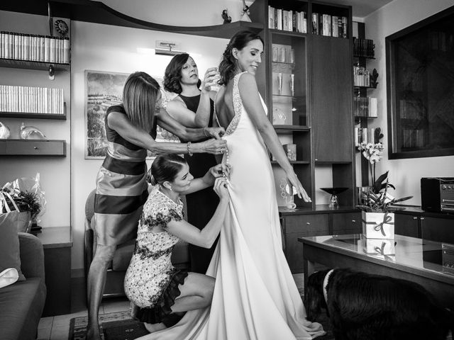 Il matrimonio di Federico e Marina a Arcene, Bergamo 17