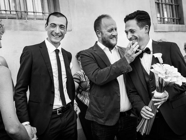 Il matrimonio di Federico e Marina a Arcene, Bergamo 25