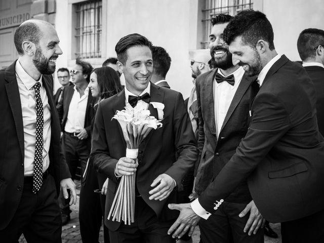 Il matrimonio di Federico e Marina a Arcene, Bergamo 28
