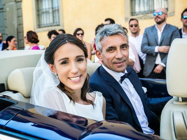 Il matrimonio di Federico e Marina a Arcene, Bergamo 31
