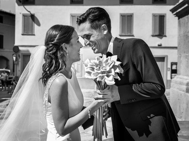 Il matrimonio di Federico e Marina a Arcene, Bergamo 34
