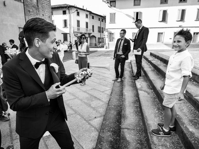 Il matrimonio di Federico e Marina a Arcene, Bergamo 50