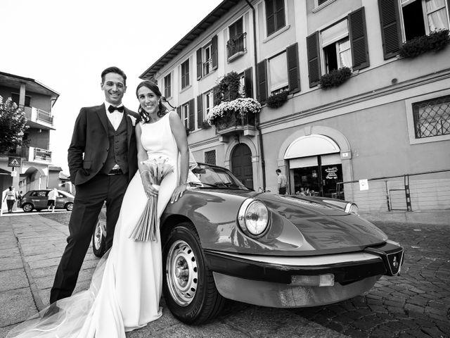 Il matrimonio di Federico e Marina a Arcene, Bergamo 57