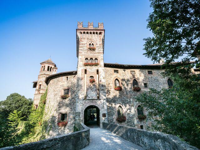 Il matrimonio di Federico e Marina a Arcene, Bergamo 58