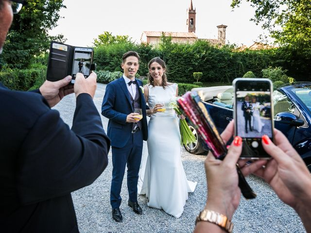 Il matrimonio di Federico e Marina a Arcene, Bergamo 66