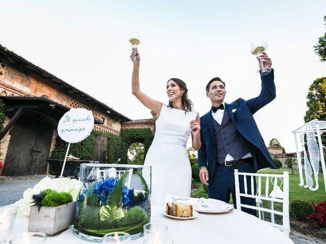 Il matrimonio di Federico e Marina a Arcene, Bergamo 93