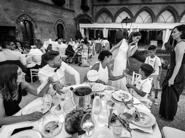Il matrimonio di Federico e Marina a Arcene, Bergamo 99