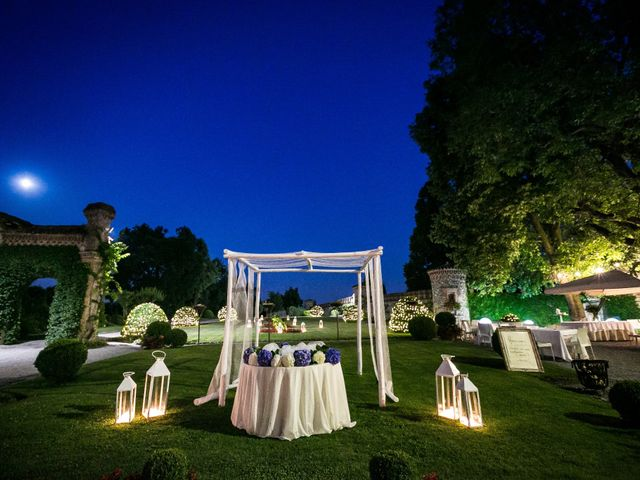 Il matrimonio di Federico e Marina a Arcene, Bergamo 115
