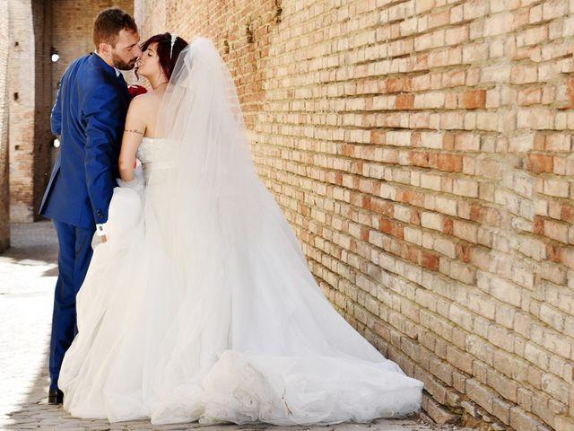 Il matrimonio di Mirco e Chiara a Riccione, Rimini 10
