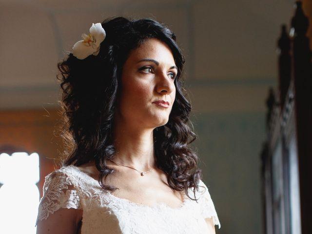 Il matrimonio di Alberto e Virginia a Oleggio Castello, Novara 6