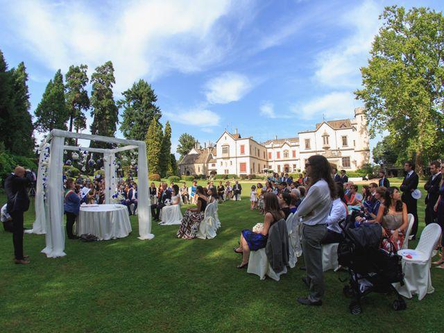 Il matrimonio di Alberto e Virginia a Oleggio Castello, Novara 11