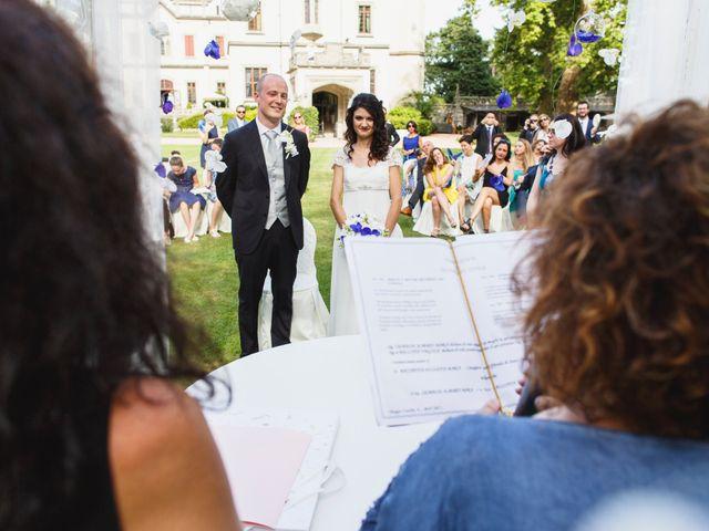 Il matrimonio di Alberto e Virginia a Oleggio Castello, Novara 12