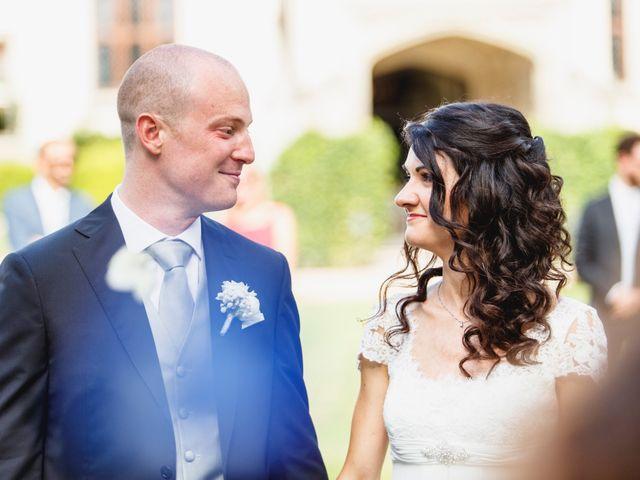 Le nozze di Virginia e Alberto
