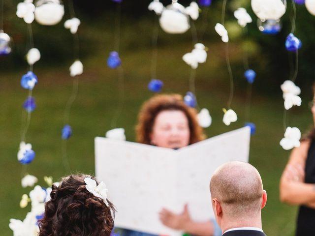 Il matrimonio di Alberto e Virginia a Oleggio Castello, Novara 14