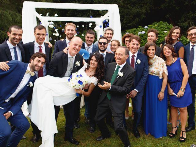 Il matrimonio di Alberto e Virginia a Oleggio Castello, Novara 15