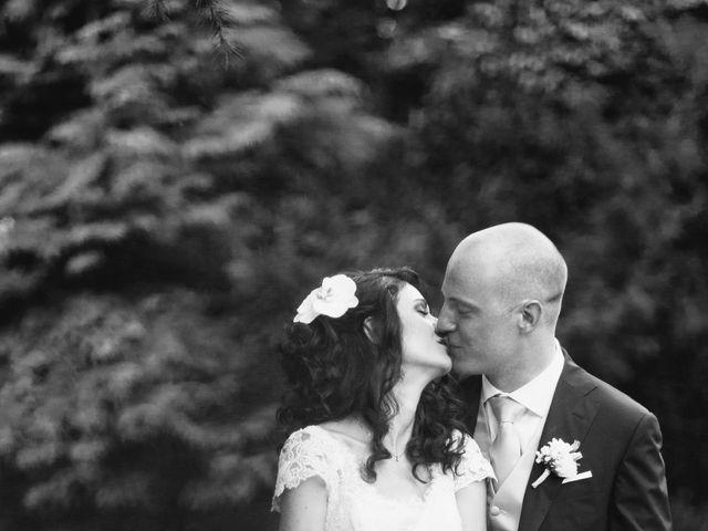 Il matrimonio di Alberto e Virginia a Oleggio Castello, Novara 16