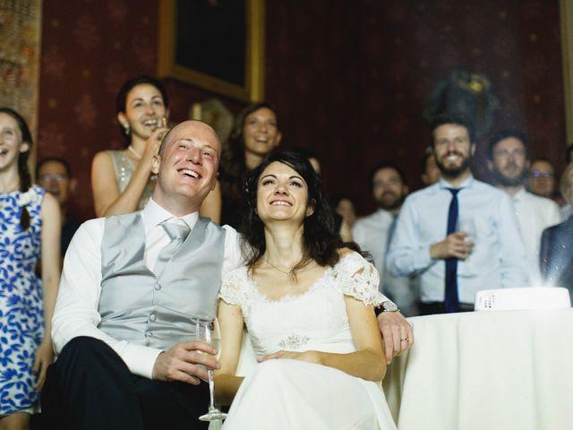Il matrimonio di Alberto e Virginia a Oleggio Castello, Novara 24