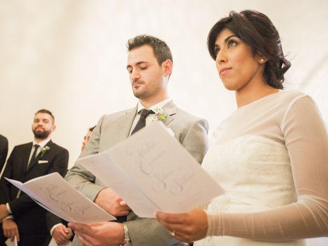 Il matrimonio di Stefano e Selina a Novara, Novara 39