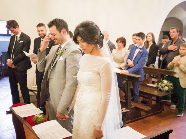 Il matrimonio di Stefano e Selina a Novara, Novara 43