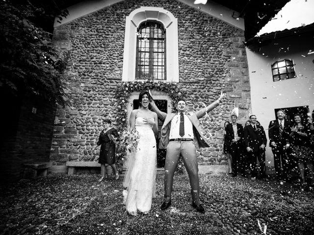 Il matrimonio di Stefano e Selina a Novara, Novara 48