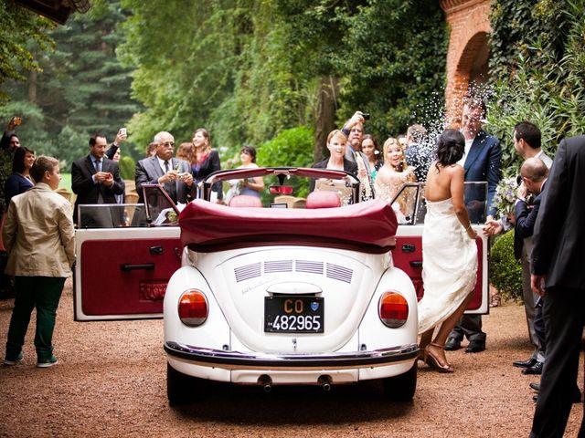 Il matrimonio di Stefano e Selina a Novara, Novara 52