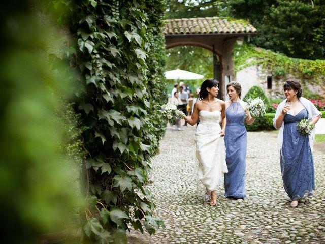 Il matrimonio di Stefano e Selina a Novara, Novara 54