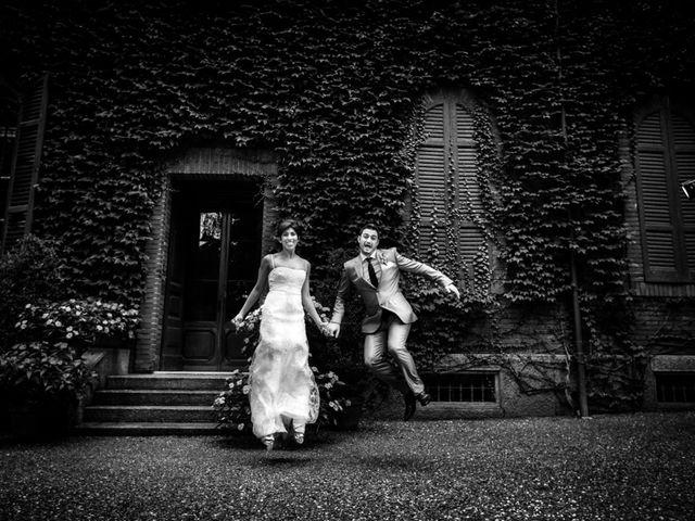 Il matrimonio di Stefano e Selina a Novara, Novara 58