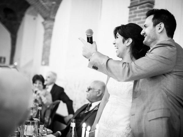 Il matrimonio di Stefano e Selina a Novara, Novara 69