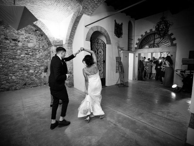 Il matrimonio di Stefano e Selina a Novara, Novara 88